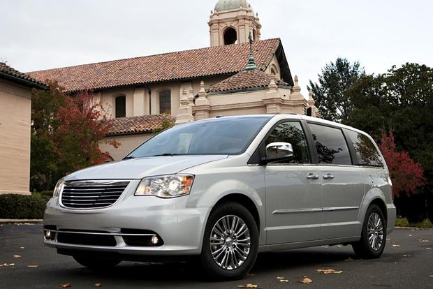2014 Chrysler Town And Country #22
