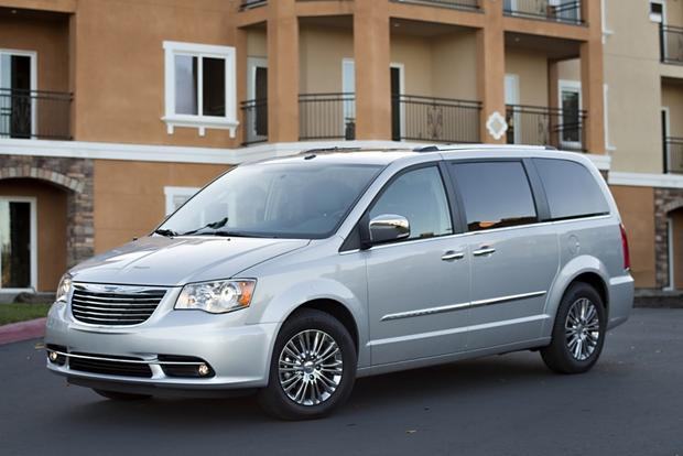 2014 Chrysler Town And Country #23
