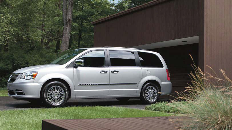 2014 Chrysler Town And Country #28