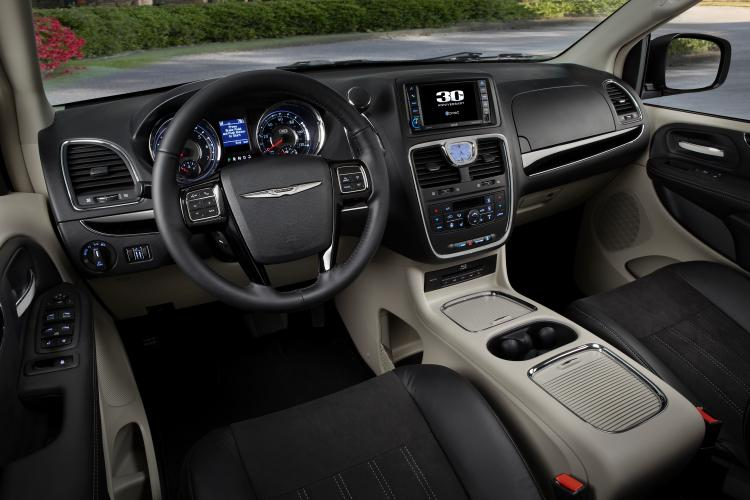 2014 Chrysler Town And Country #24