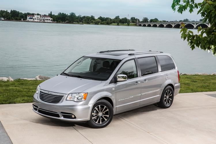 2014 Chrysler Town And Country #19
