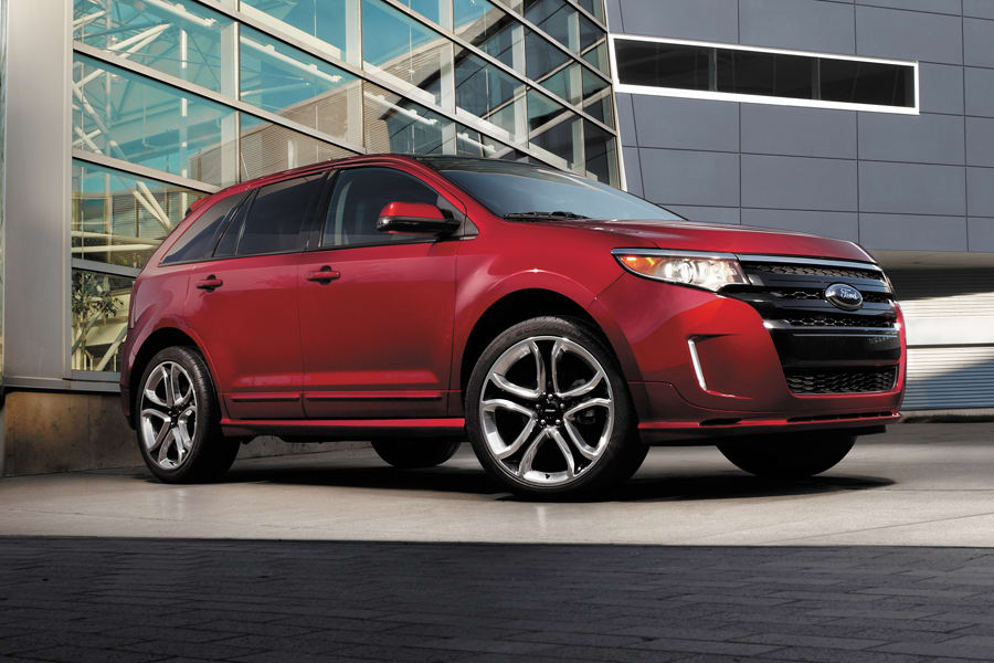 2014 ford edge photos, informations, articles - bestcarmag