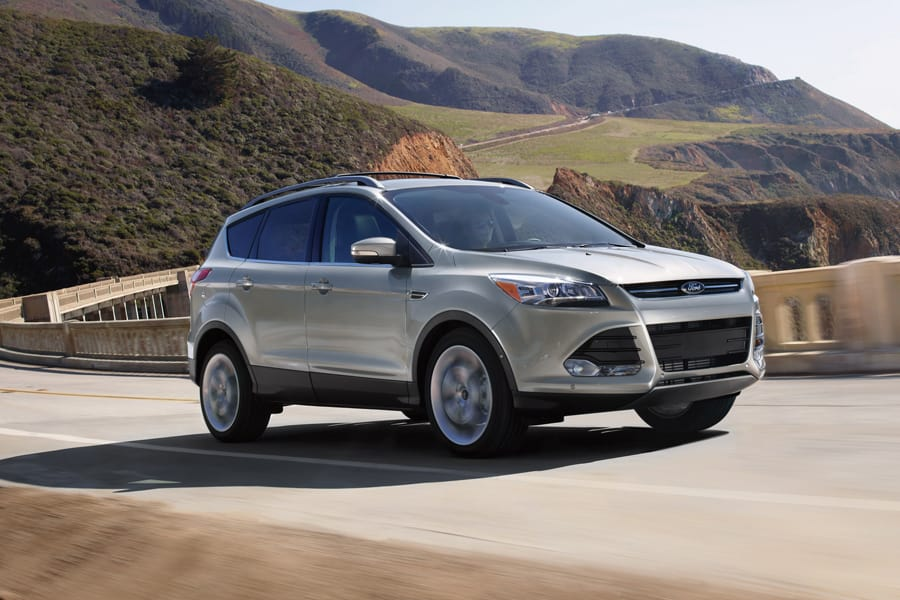 2014 Ford Escape #20