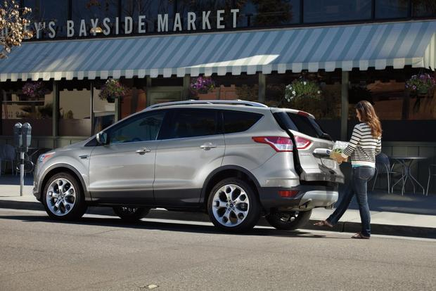 2014 Ford Escape #25