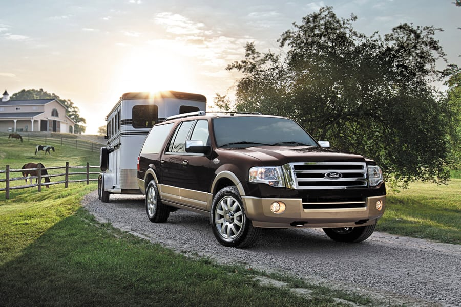 2014 Ford Expedition #19