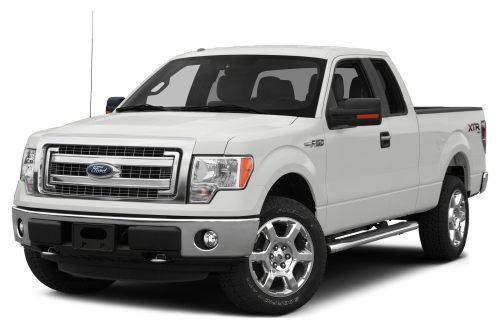 2014 Ford F-150 #25