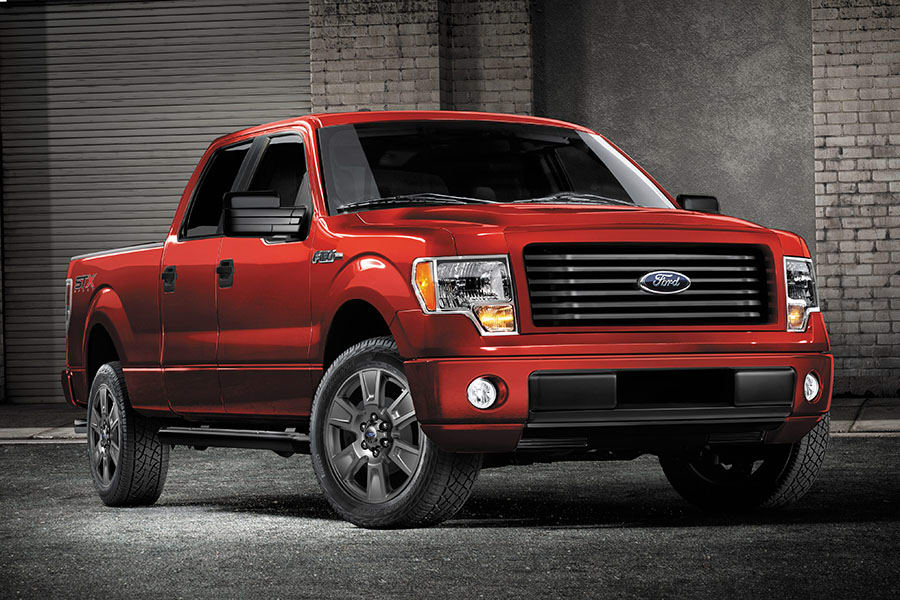 2014 Ford F-150 #24