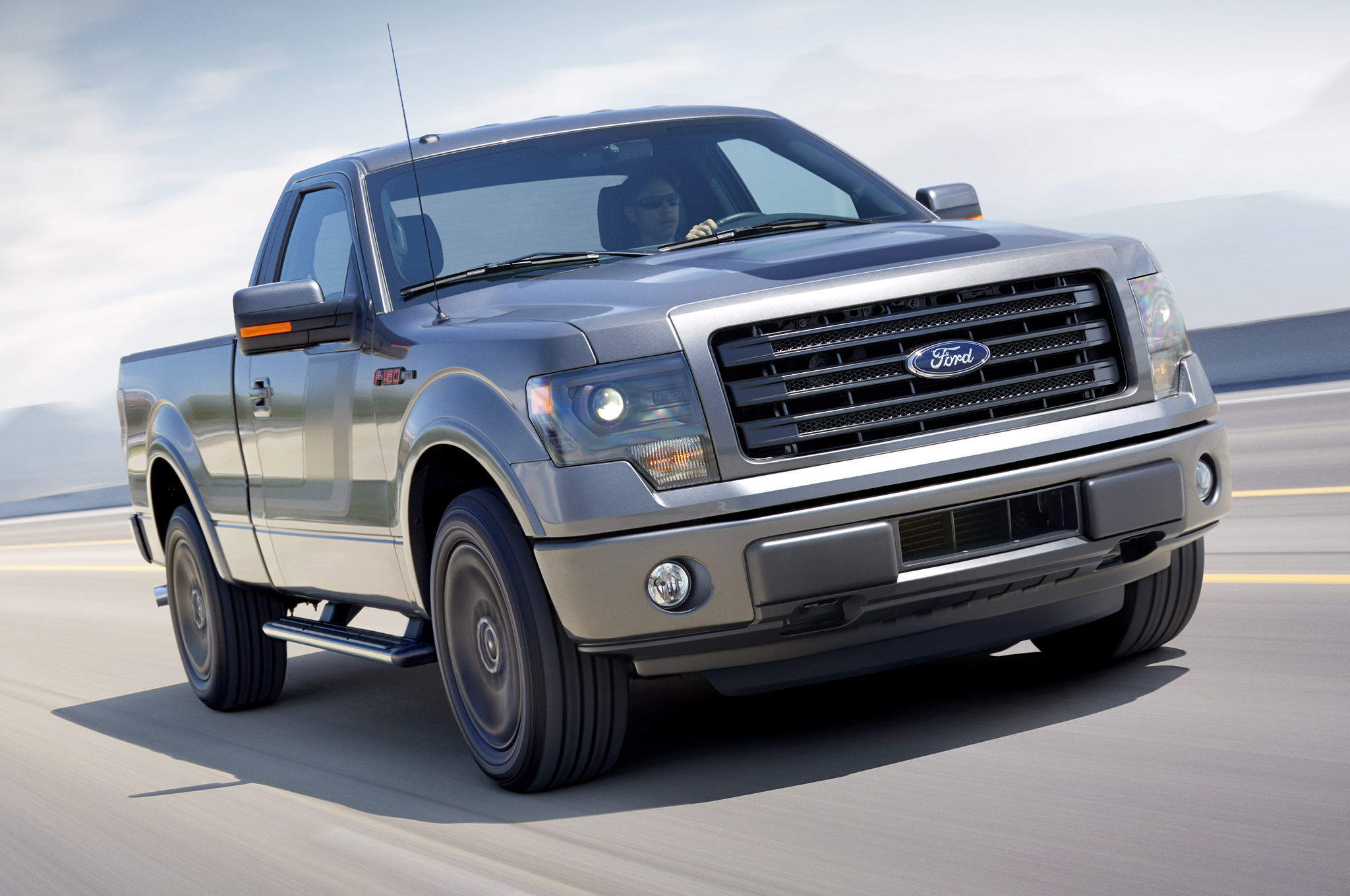 2014 Ford F-150 #21
