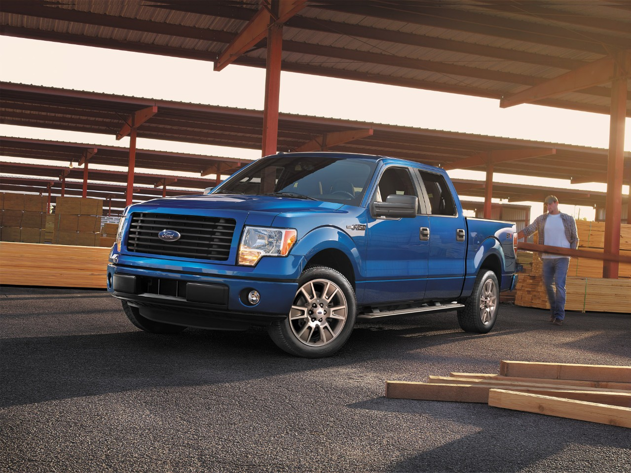 2014 Ford F-150 #26