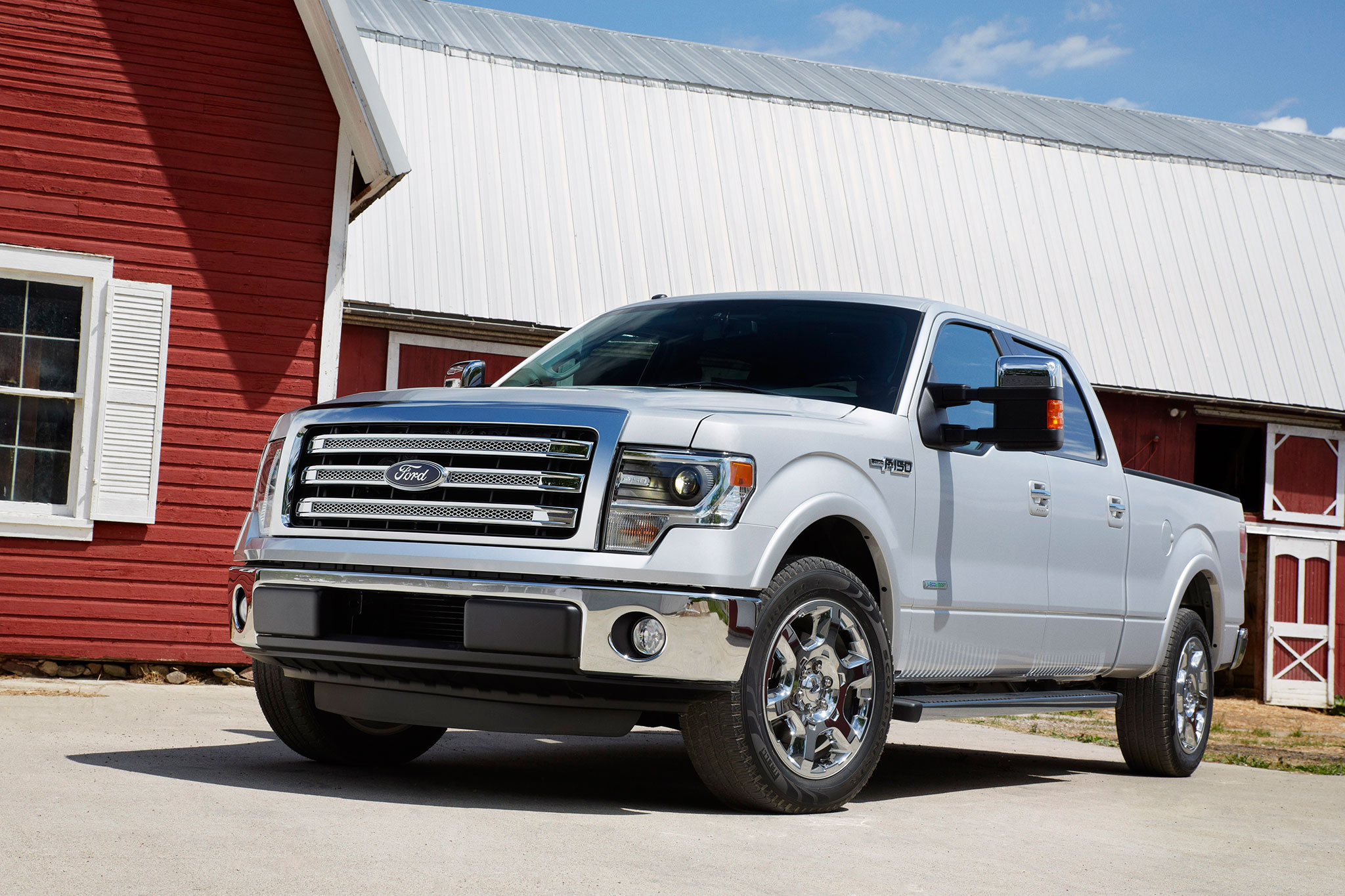 2014 Ford F-150 #22