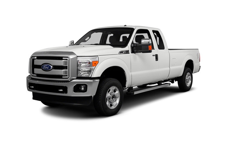 2014 Ford F-250 Super Duty #27