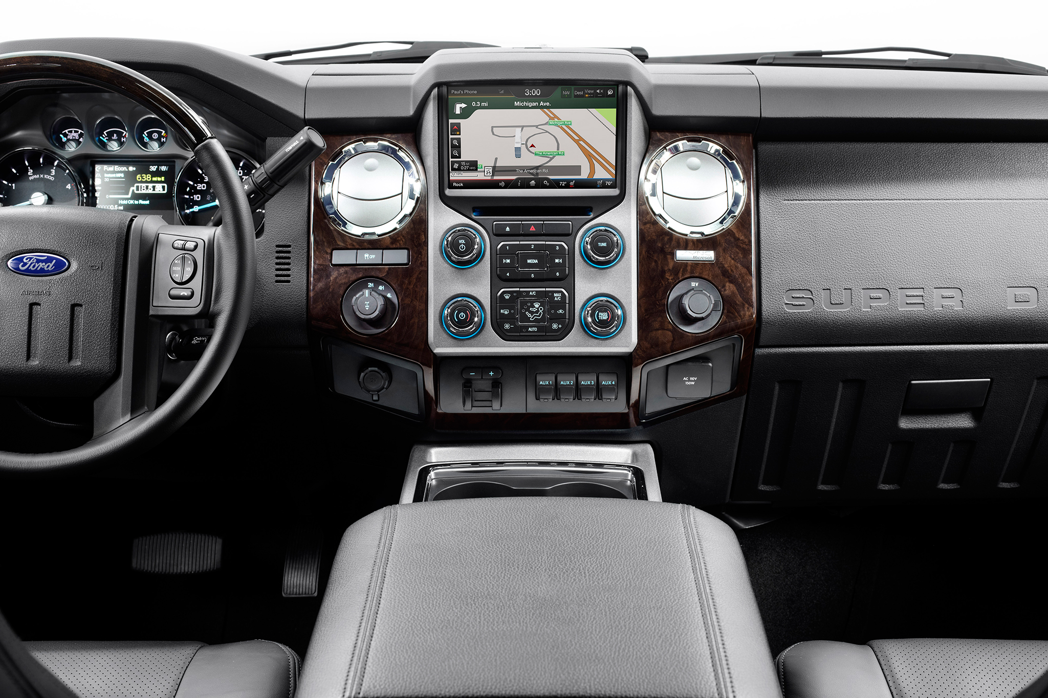 2014 Ford F-350 Super Duty #17