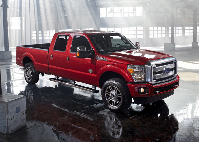2014 Ford F-350 Super Duty #19