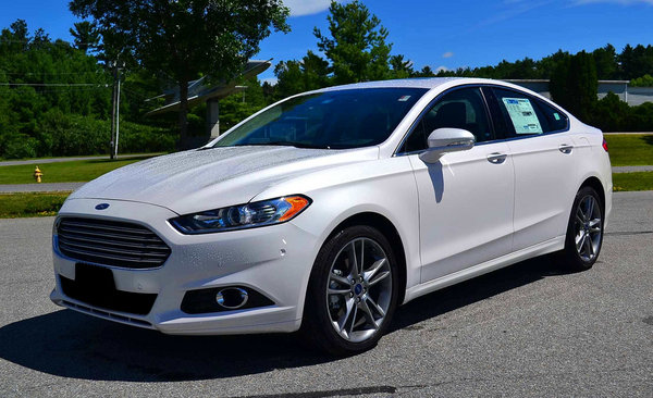 2014 Ford Fusion #17