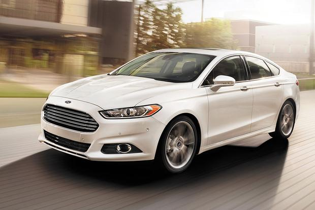 2014 Ford Fusion #14