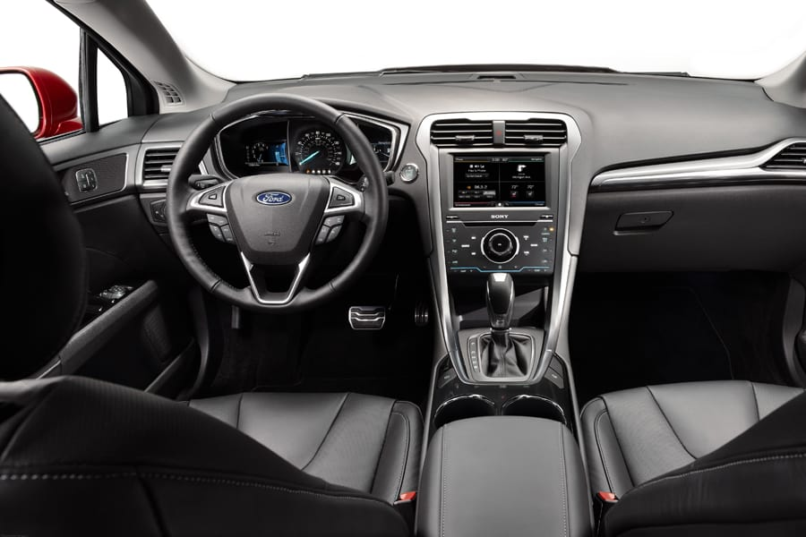 2014 Ford Fusion #16
