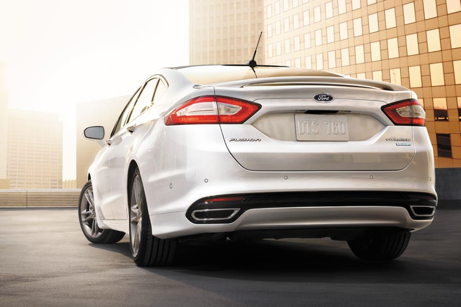 2014 Ford Fusion #18
