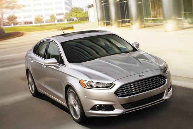 2014 Ford Fusion #15