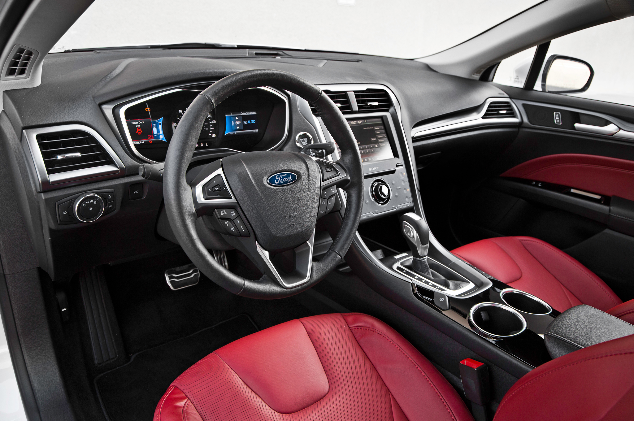 2014 Ford Fusion Energi Photos Informations Articles Bestcarmag Com