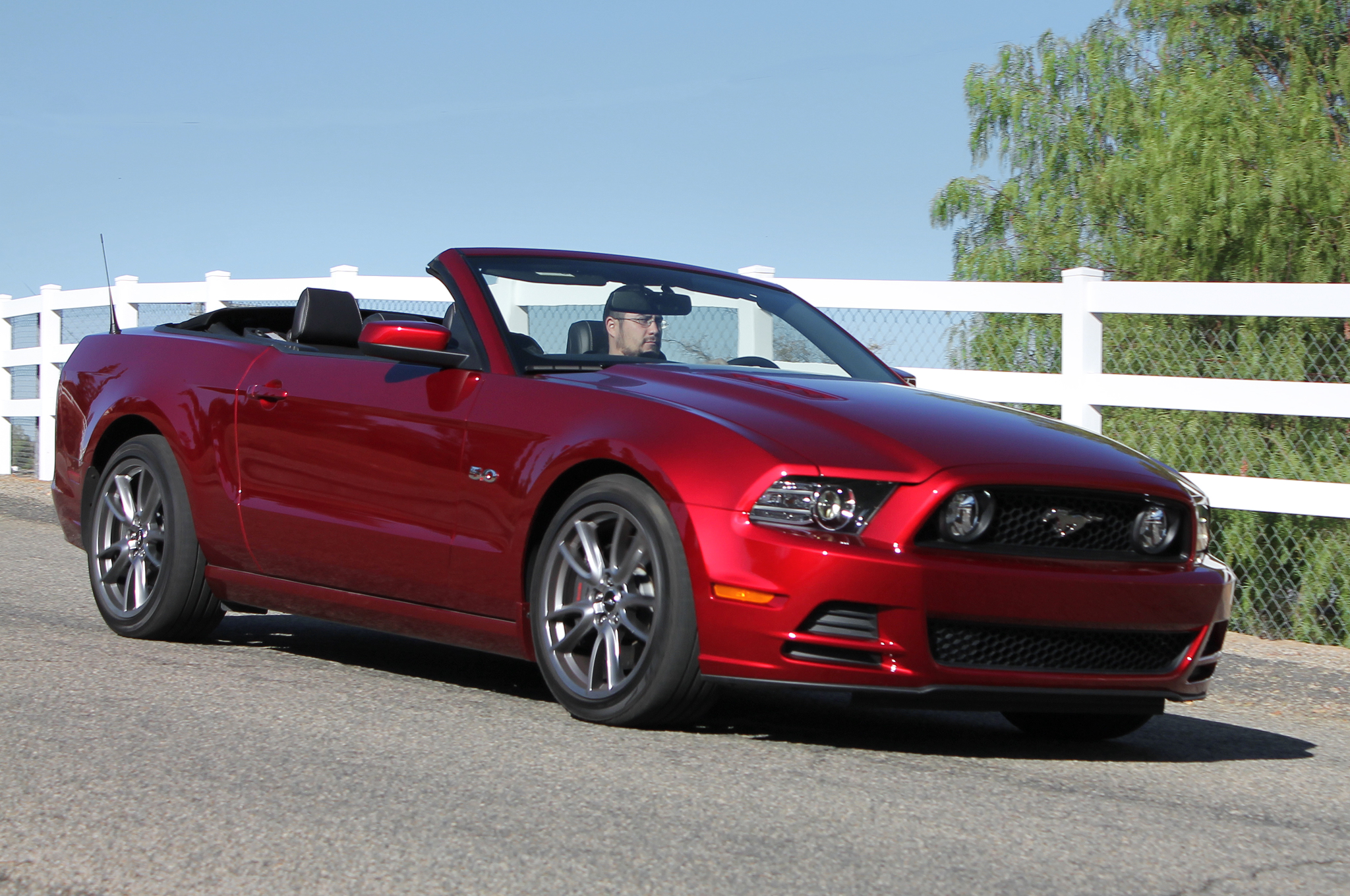 2014 Ford Mustang #21