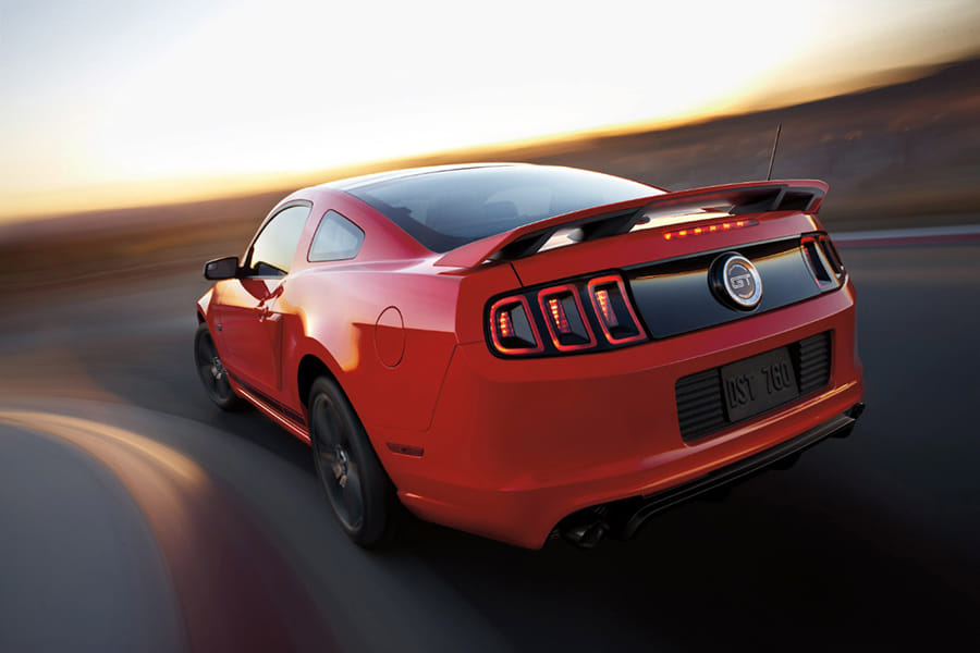 2014 Ford Mustang #20