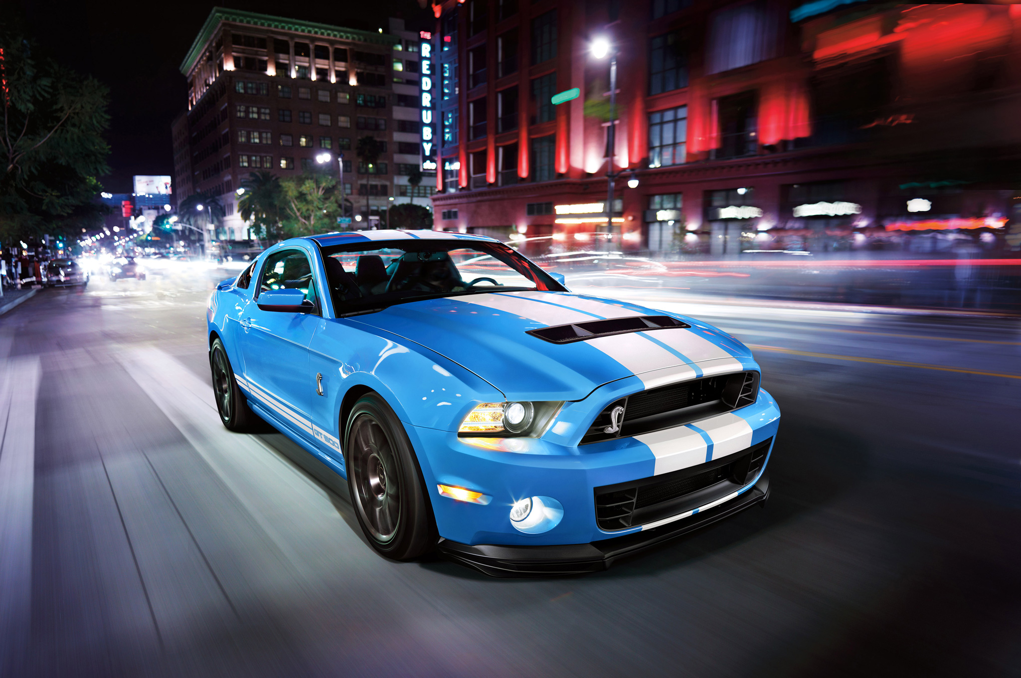 2014 Ford Shelby Gt500 #16