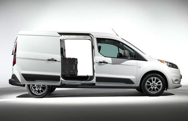 2014 Ford Transit Connect #25
