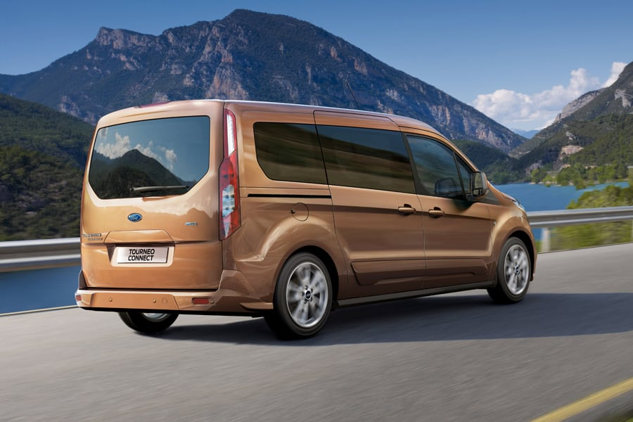 2014 Ford Transit Connect #17