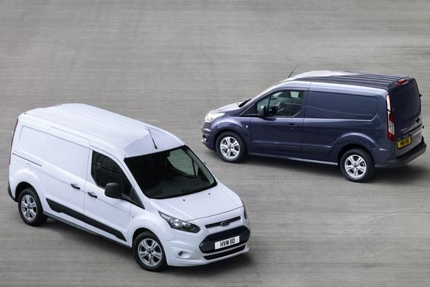 2014 Ford Transit Connect #20