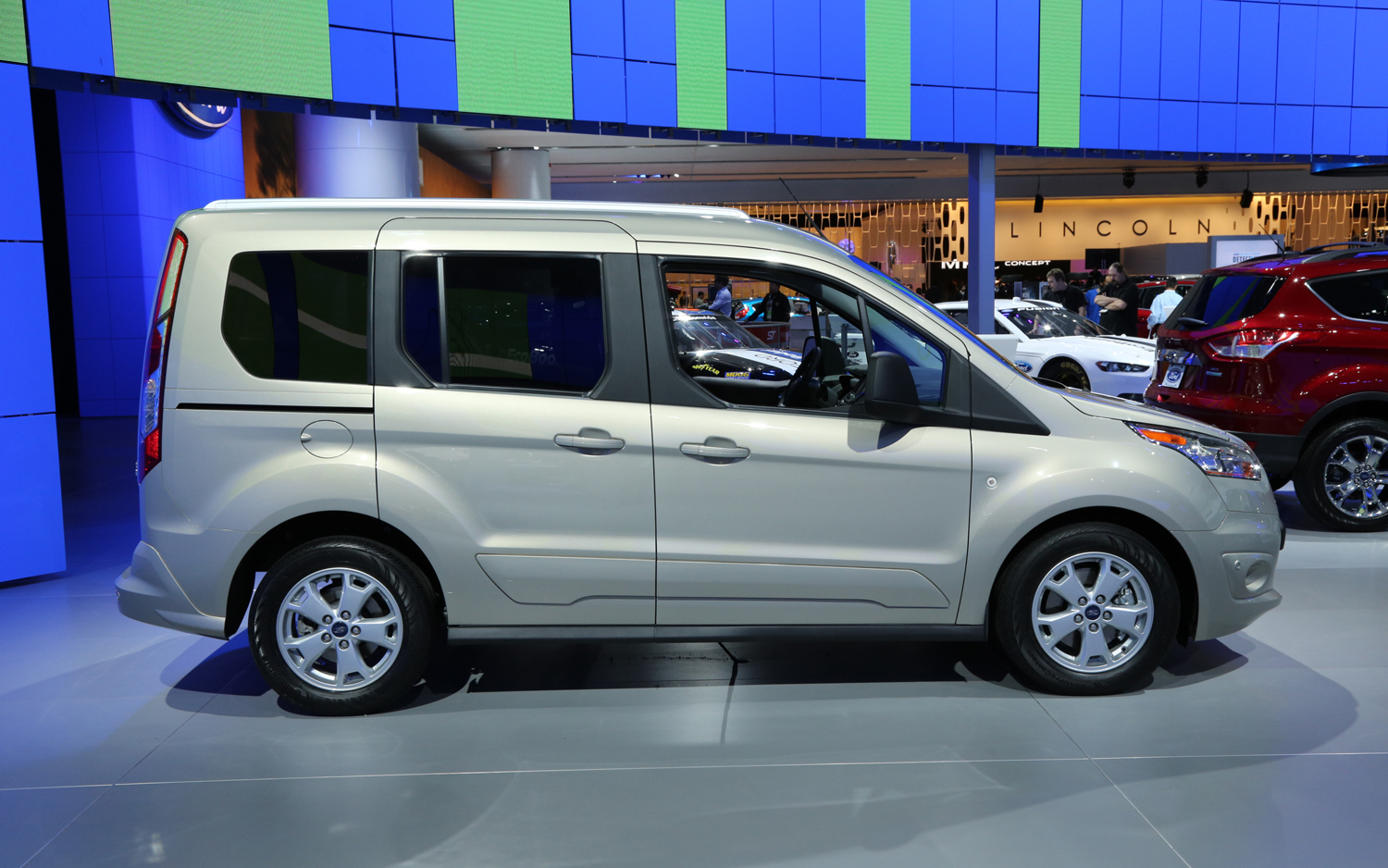 2014 Ford Transit Connect #19