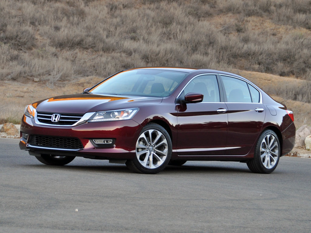 2014 Honda Accord #21