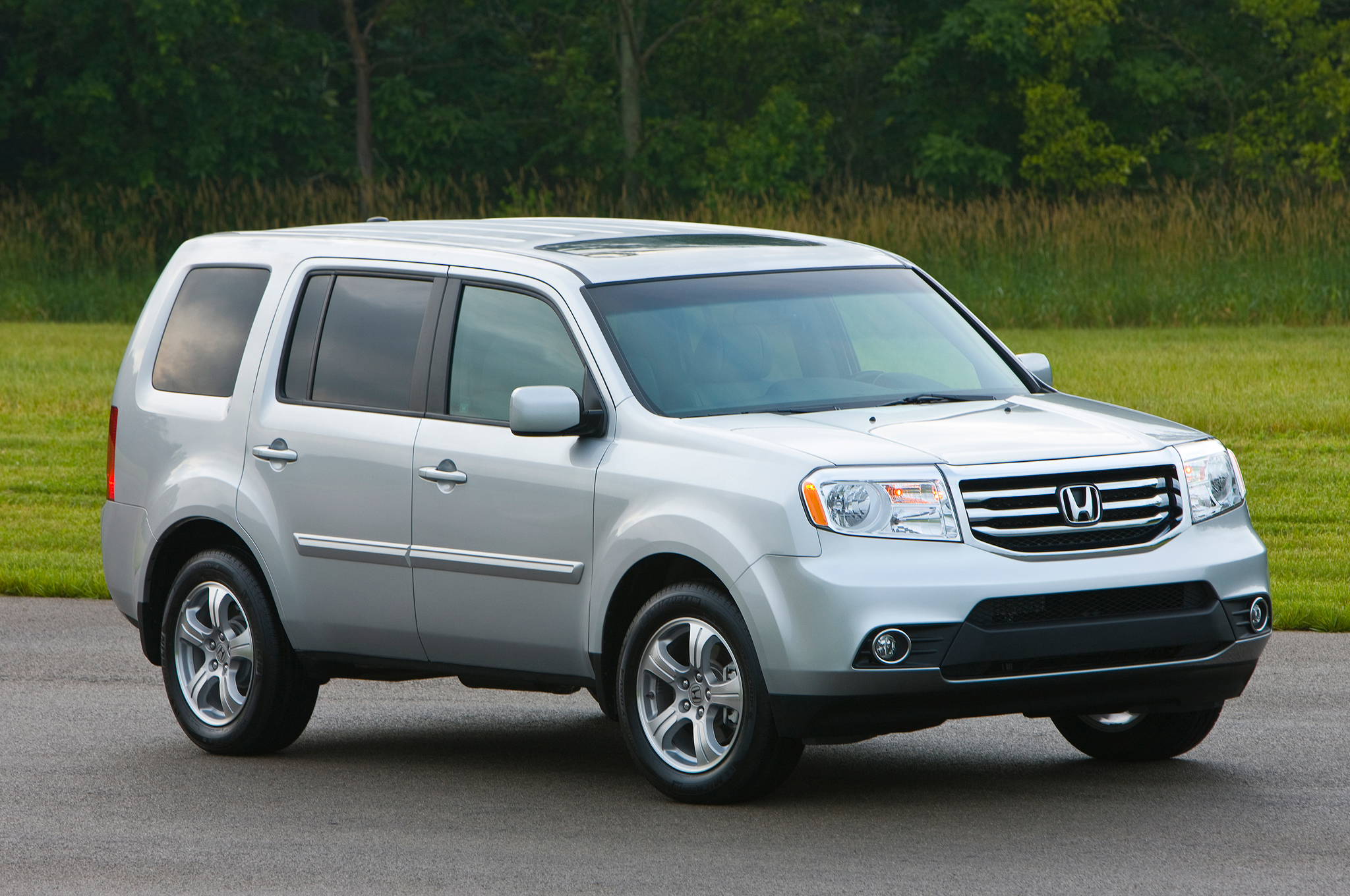 2014 honda pilot photos informations articles. Black Bedroom Furniture Sets. Home Design Ideas