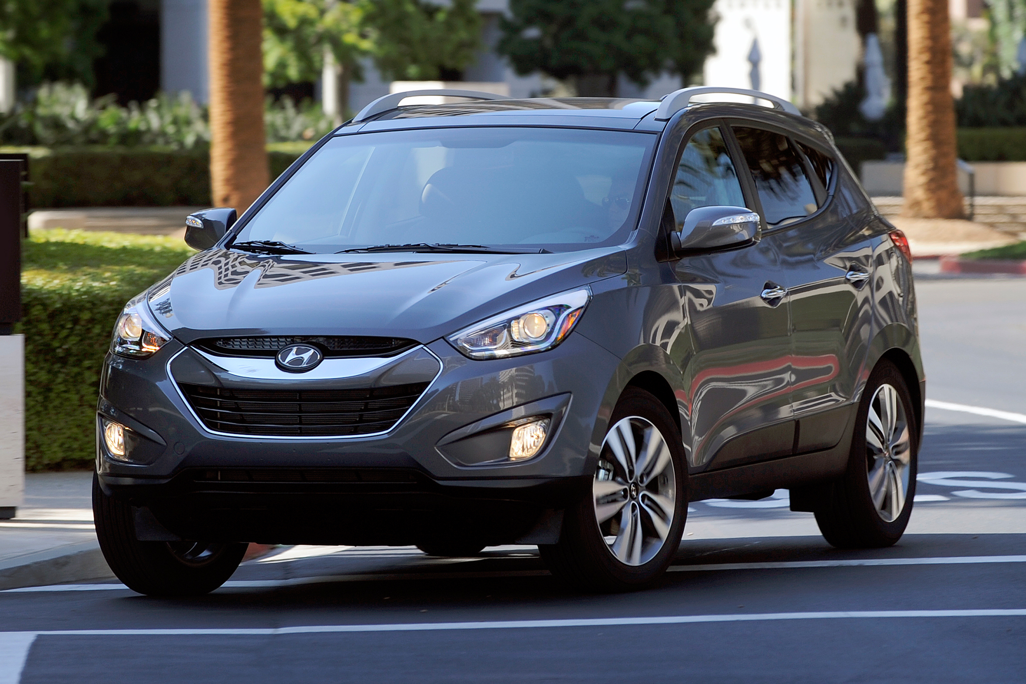 2014 hyundai tucson photos informations articles. Black Bedroom Furniture Sets. Home Design Ideas