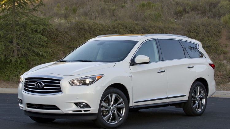 2014 infiniti qx60 photos informations articles. Black Bedroom Furniture Sets. Home Design Ideas