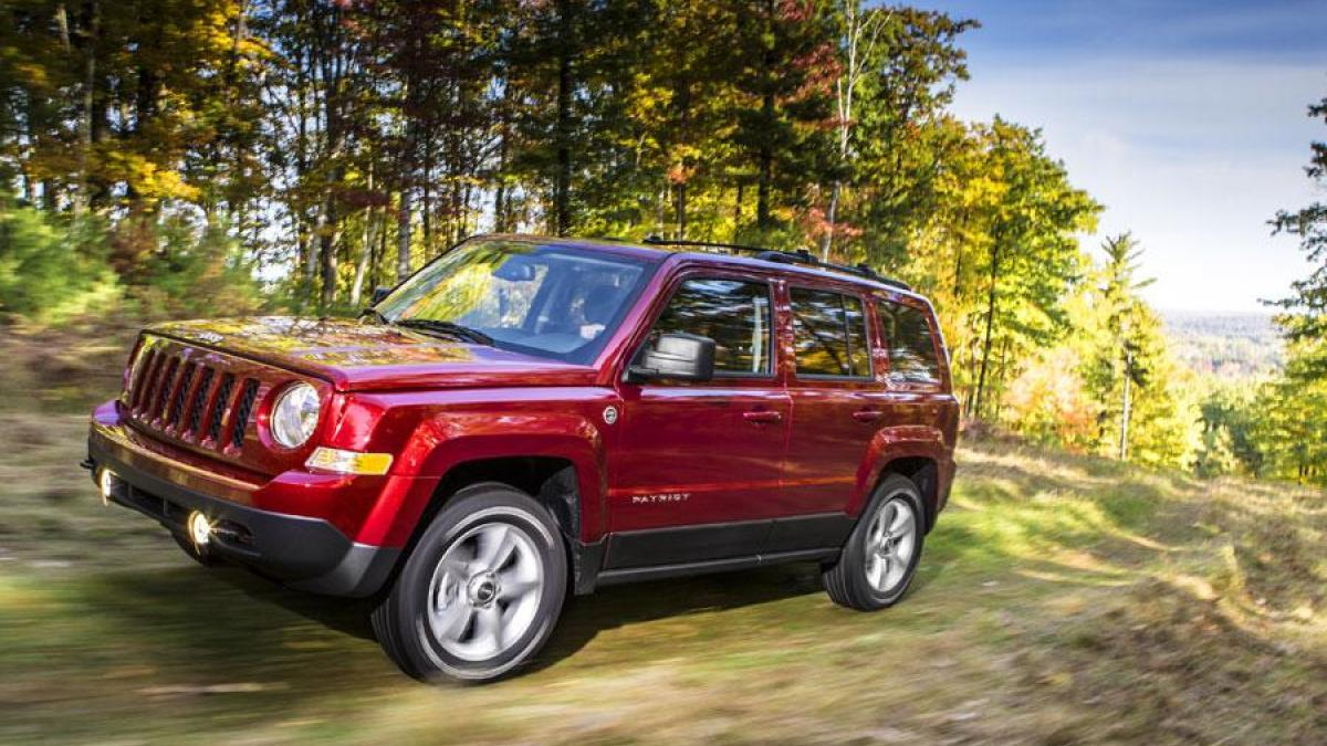 2014 Jeep Patriot #17