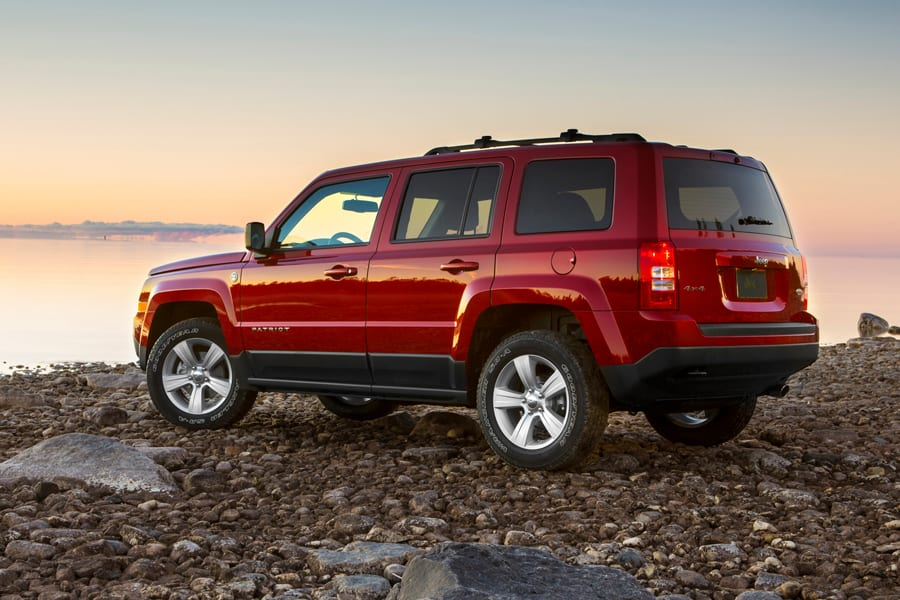 2014 Jeep Patriot #18