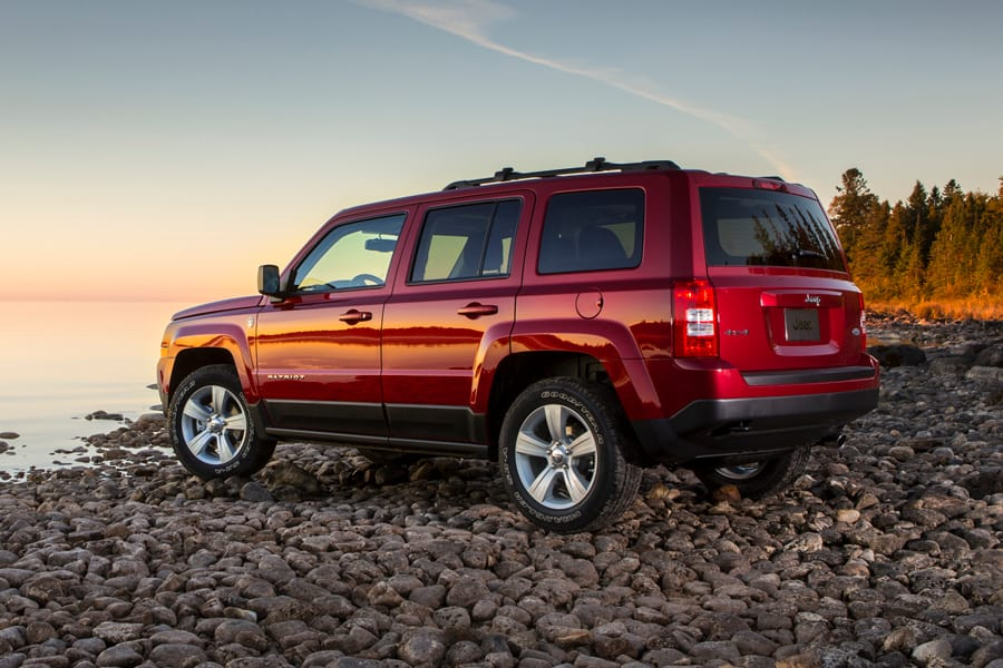 2014 Jeep Patriot #21