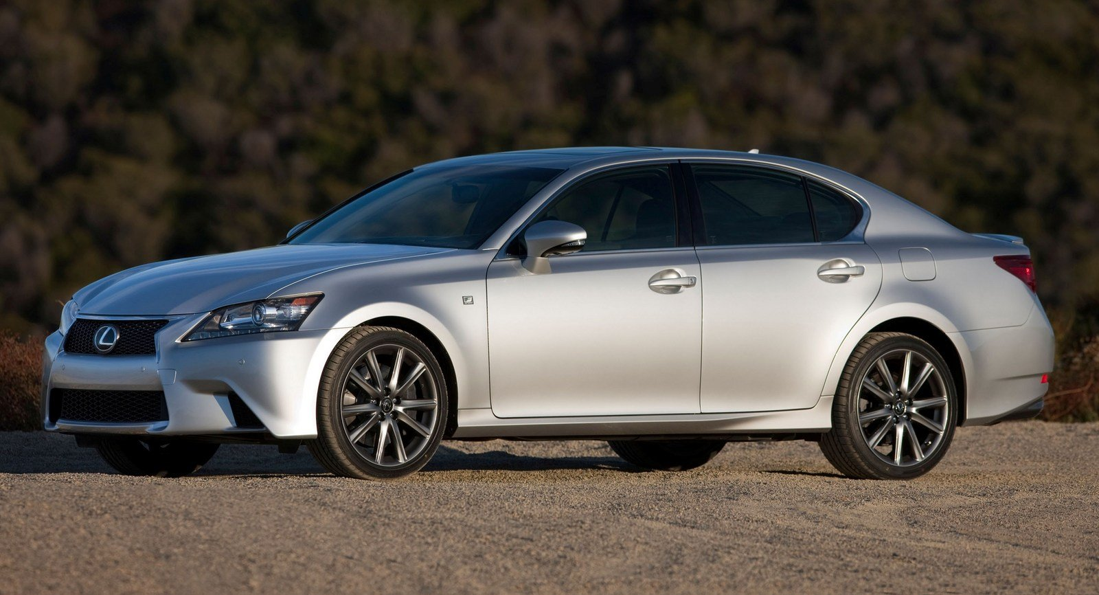review sport f performancedrive gs lexus video