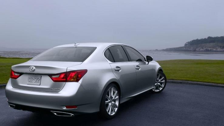 2014 lexus gs 350 photos informations articles. Black Bedroom Furniture Sets. Home Design Ideas