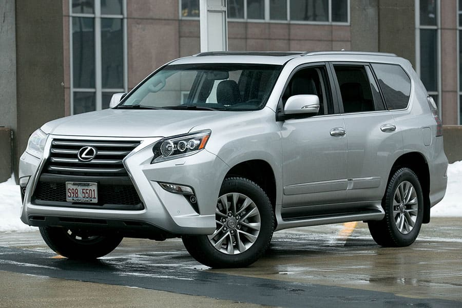 Captivating 2014 Lexus Gx 460 #18