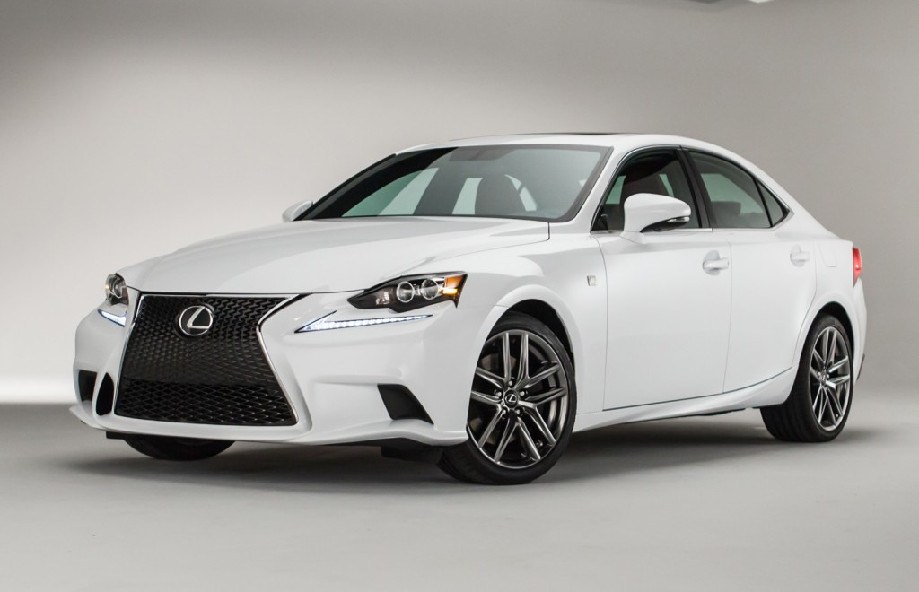 2014 Lexus Is F #25