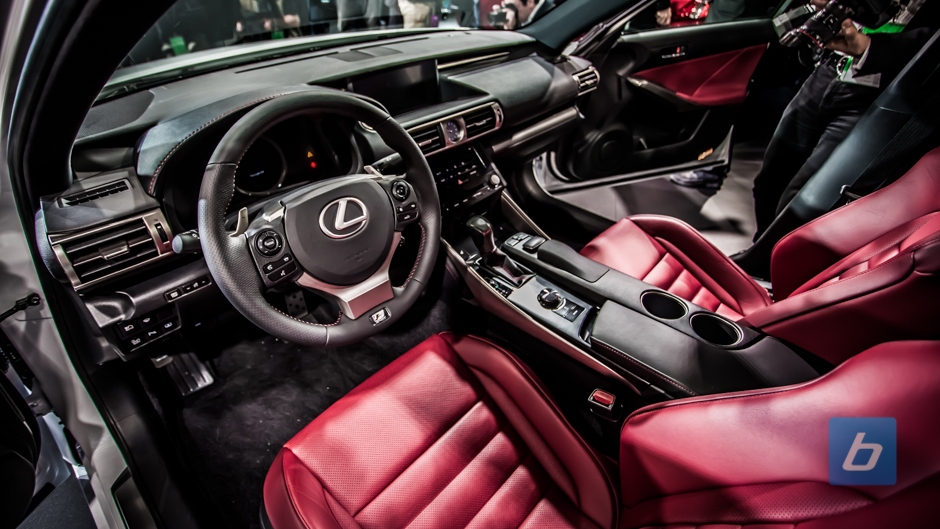 2014 Lexus Is F #22