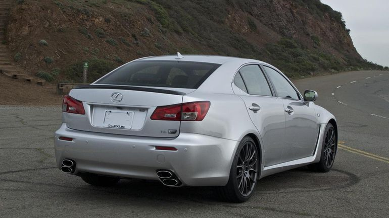 2014 Lexus Is F #20