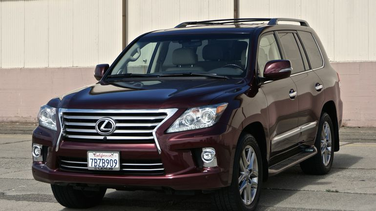 2014 Lexus Lx 570 Photos, Informations, Articles - BestCarMag.com