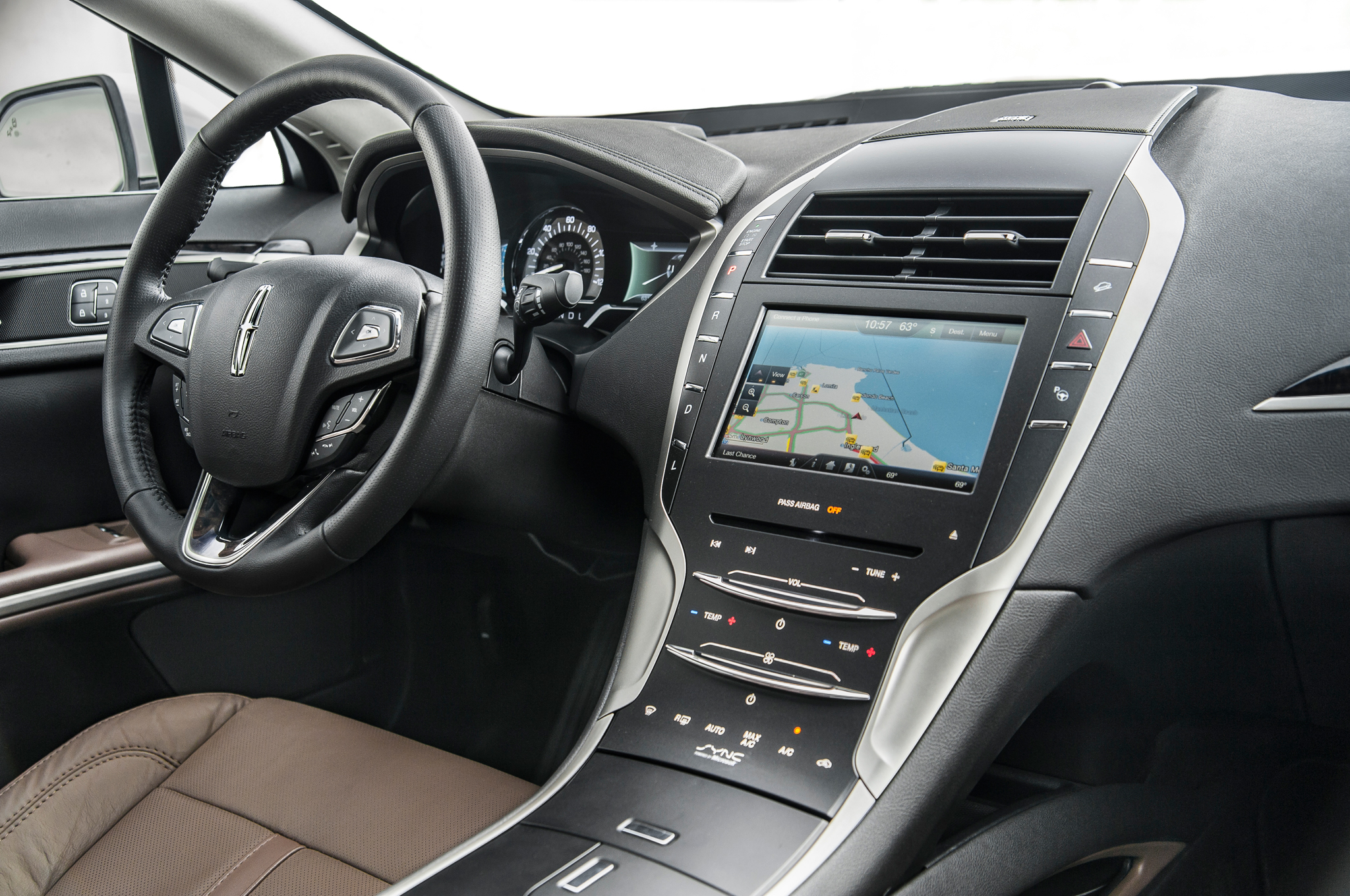 2014 Lincoln Mkz #19