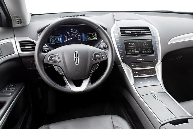 2014 Lincoln Mkz #21