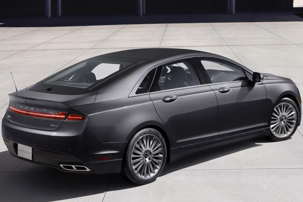 2014 Lincoln Mkz #20