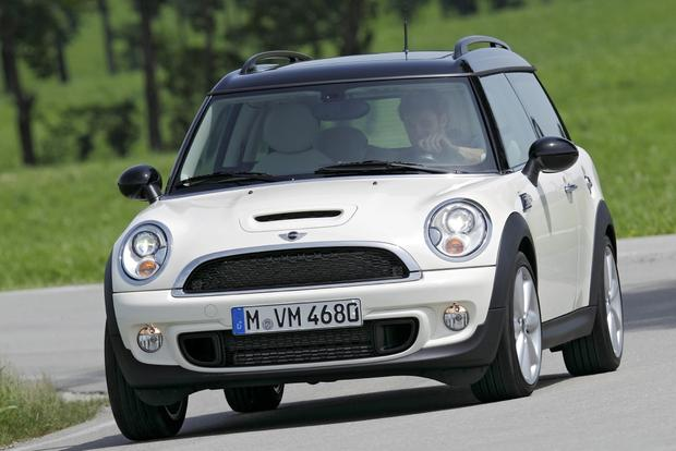 2014 Mini Cooper Clubman Photos, Informations, Articles