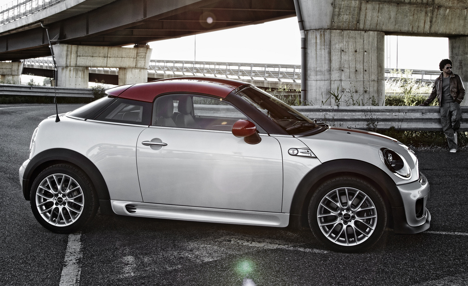 2014 Mini Cooper Coupe #20