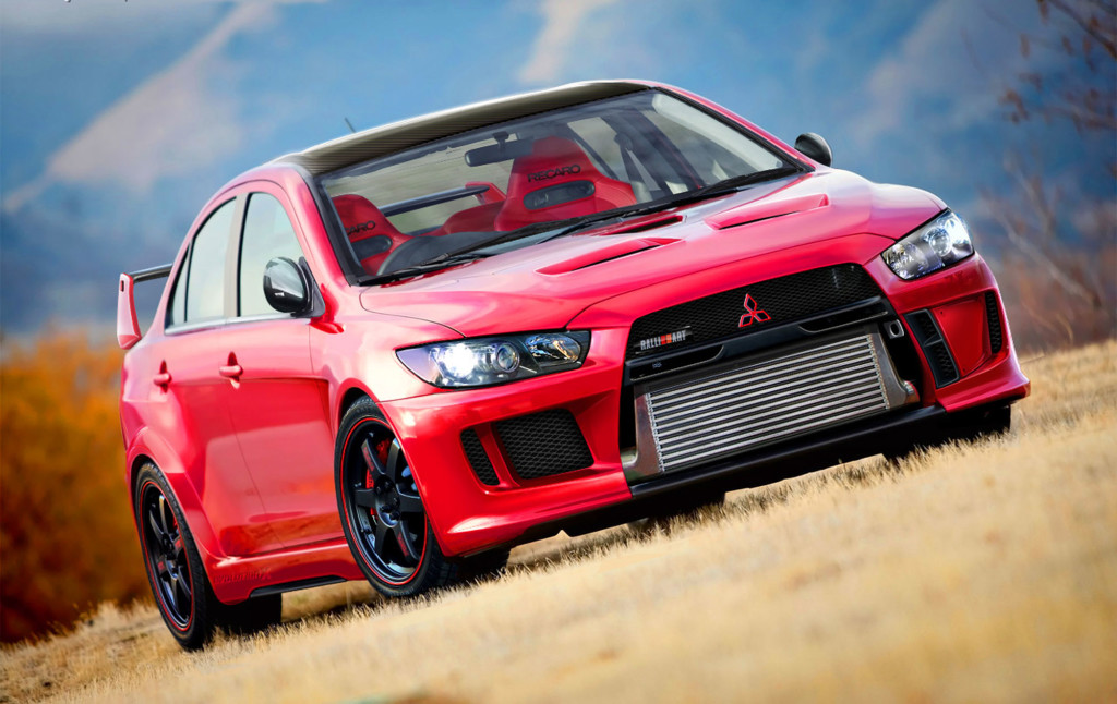 2014 Mitsubishi Lancer Evolution Photos, Informations, Articles ...